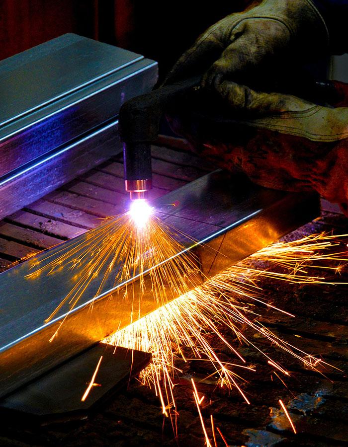 Aluminum, Stainless Steel, Sheet Metal, Oil Rig Skids Houston, TX at JK Welding, LLC