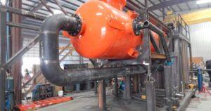 Pipe Fabrication Houston, TX at JK Welding, LLC