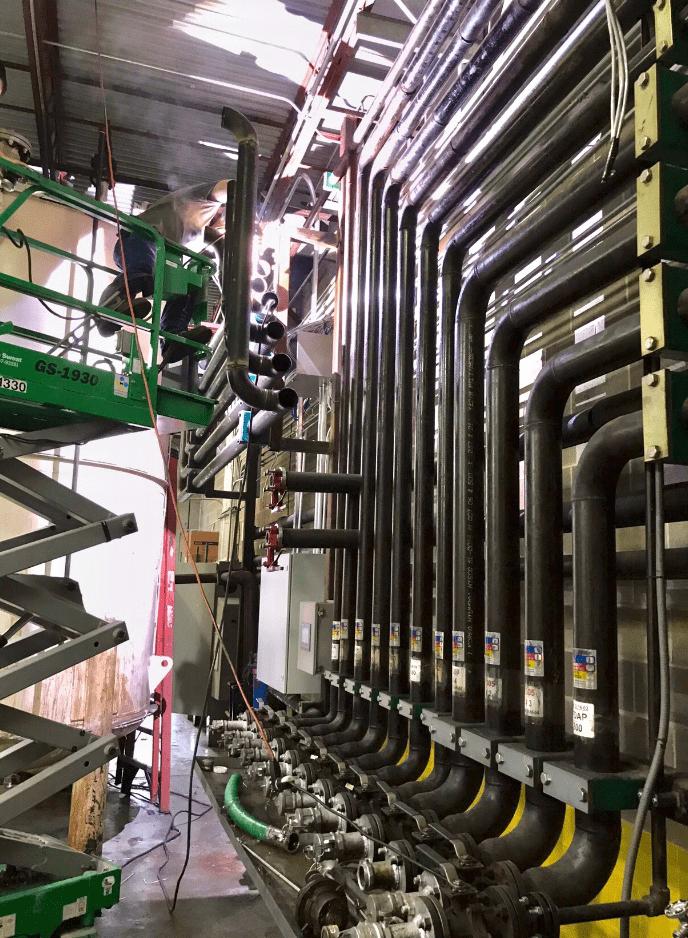 Pipe Fabrication Welding Houston, TX at JK Welding, LLC