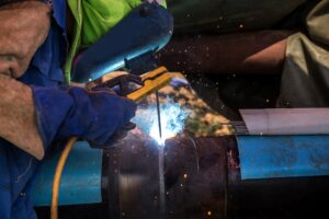 Arc Welding Houston, TX at JK Welding, LLC
