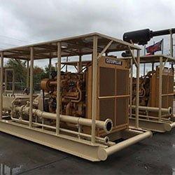 Metal Skid Fabrication Houston, TX at JK Welding, LLC