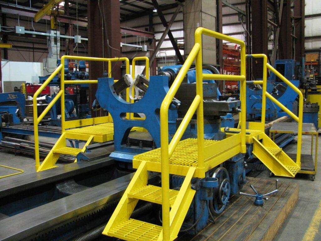 Platform and Railings Welding Houston, TX at JK Welding, LLC