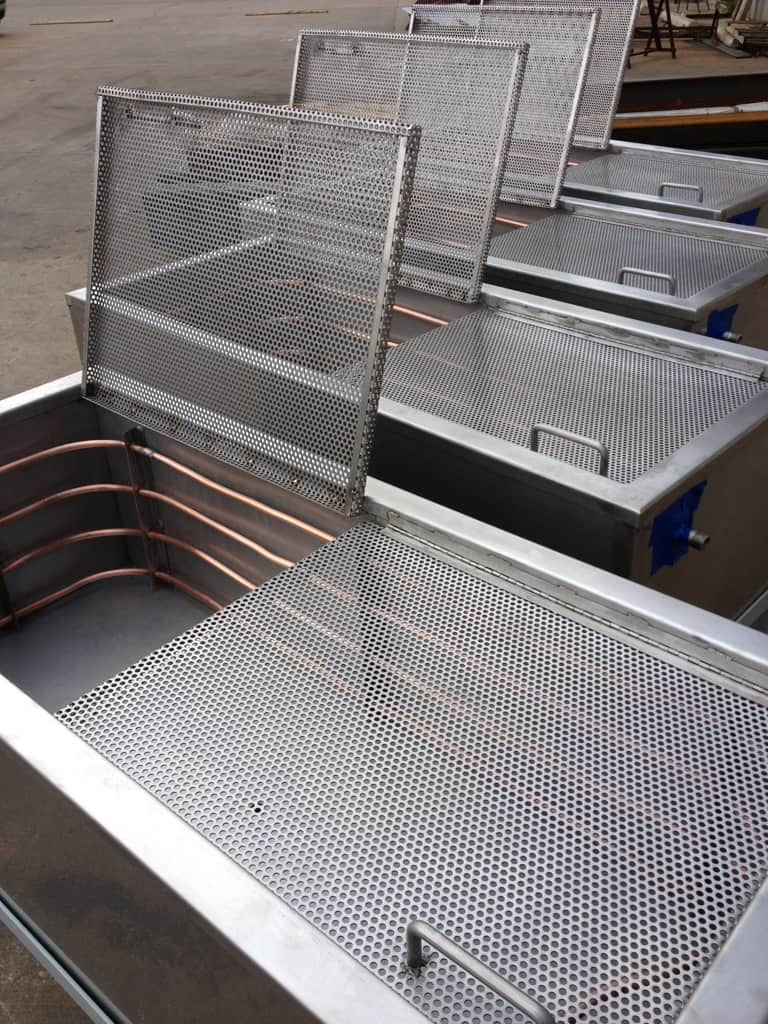 Stainless Steel Fabrication Houston, TX at JK Welding, LLC
