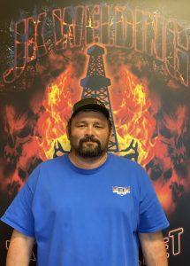John Trevino at JK Welding, LLC