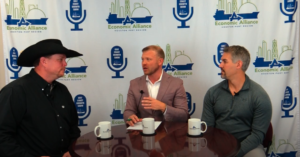 houston economic alliance - gulf coast podcast