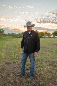 John King of JK Welding - Texan