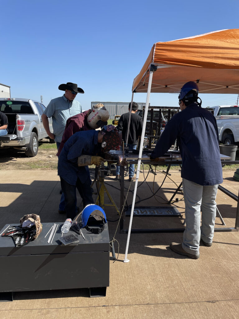 andrew noppe welding competition - john king