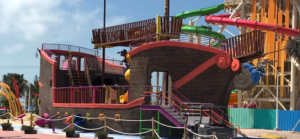 playground fabrication, theme park welding, manufacturing